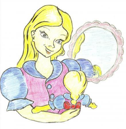 Rozprávka o bábike Barborke, ktorá sa rada parádila
